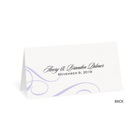 Modern Beauty - Place Card
