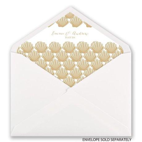 Sun Kissed - Designer Envelope Liner