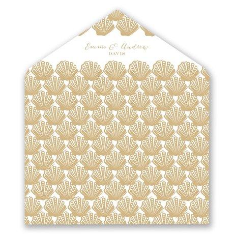 Sun Kissed Designer Envelope Liner