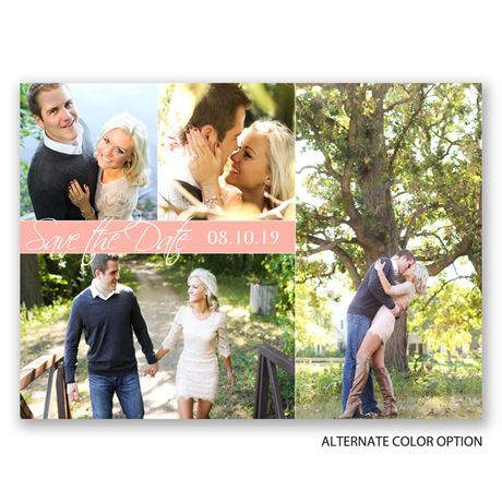 Love Shows - Save the Date Postcard
