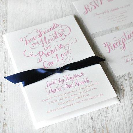 One Promise - Invitation