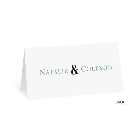A Wedding Celebration - Place Card