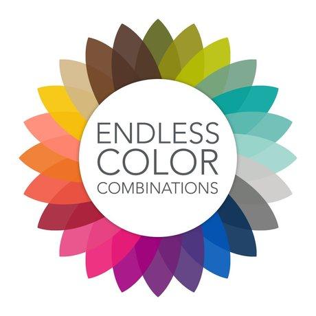 Watercolor Beginnings - Seal and Send Invitation