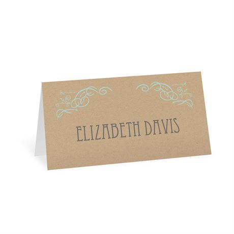 So Inviting Place Card