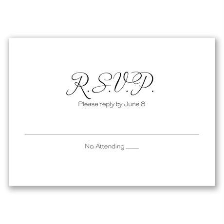 Photo Love Response Card