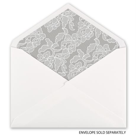 Romantic at Heart - Envelope Liner