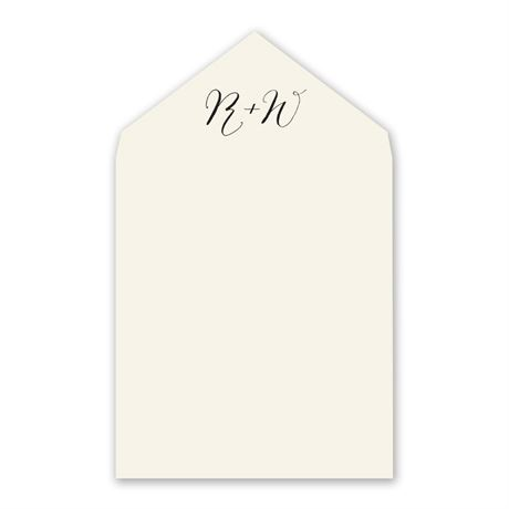Signature Style - Designer Envelope Liner
