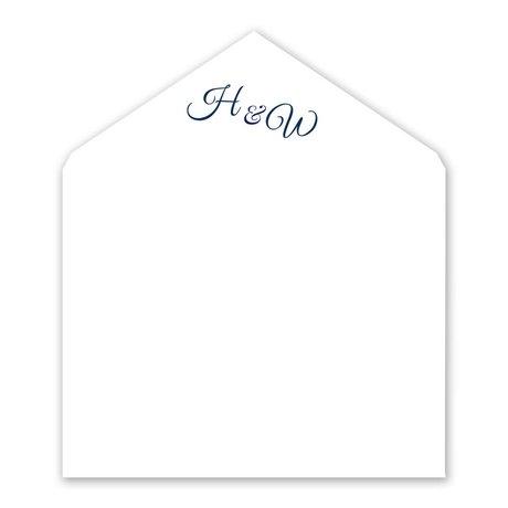 Modern Charm Designer Envelope Liner