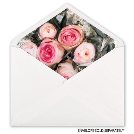Ethereal Garden - Envelope Liner