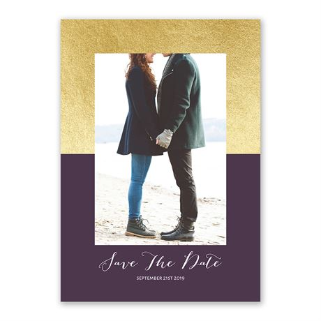 Treasured Love - Save the Date