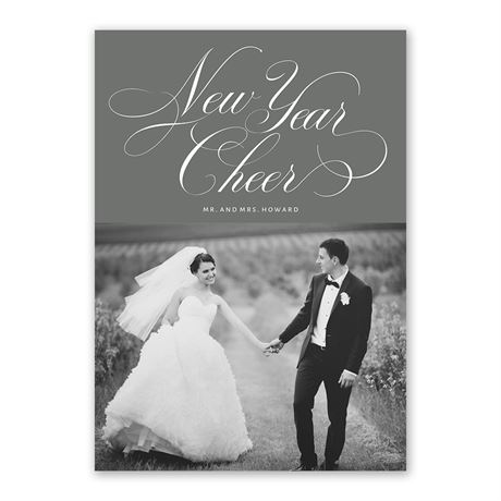 Year to Remember New Years Card