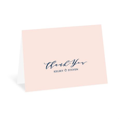 Clarity - Thank You Card