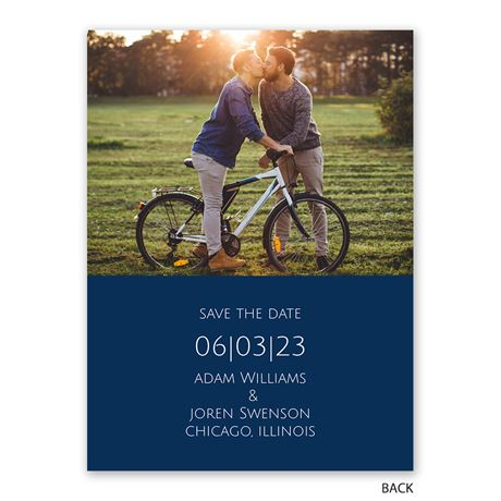 From This Day - Save the Date Card