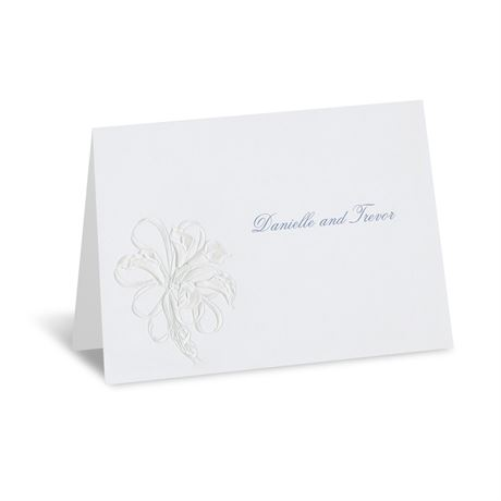 Lovely Note Card and Envelope