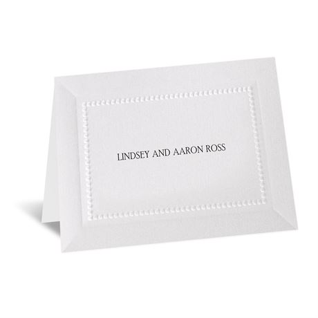 Splendid Shimmer Note Card and Envelope