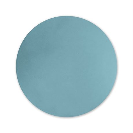 Round Foil Seal - Ice Blue