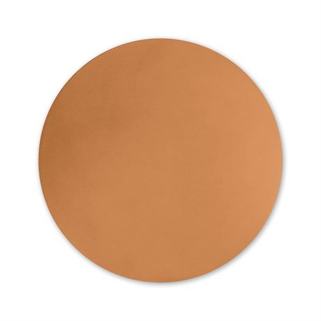 Round Foil Seal - Copper