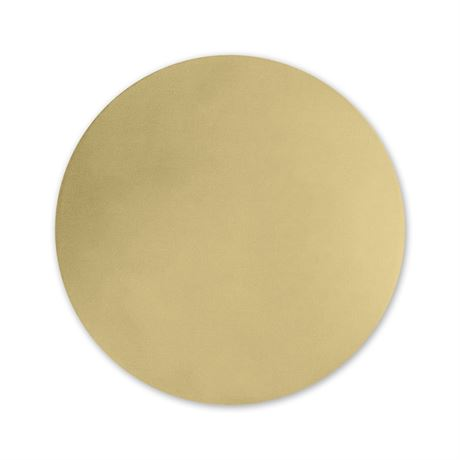Round Foil Seal - Gold