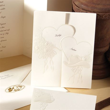 Country Elegance Invitation