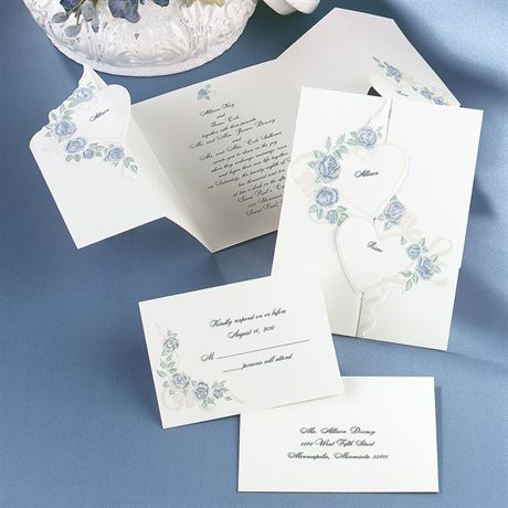 "Isn""t It Romantic Invitation"