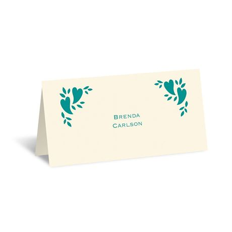 Tree of Love - Ecru - Place Card