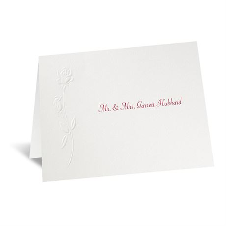True Love Note Card and Envelope