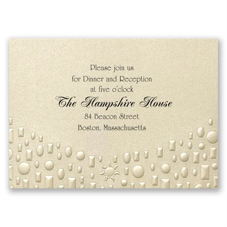 Disney Flowing Artistry Reception Card Rapunzel