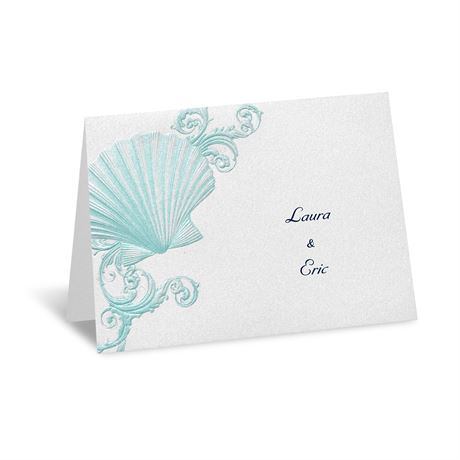 Disney Beneath the Waves Note Card Ariel