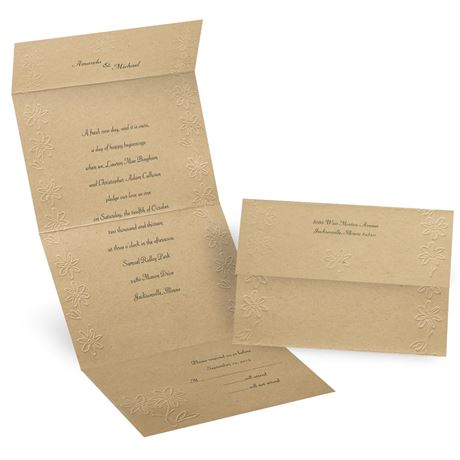 Sealed with Love Seal and Send Invitation
