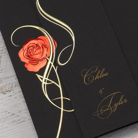 Disney - Magic Spell Invitation - Belle