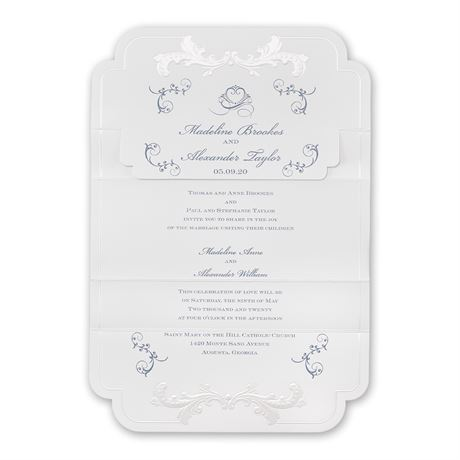 Disney - Choose Your Princess Invitation