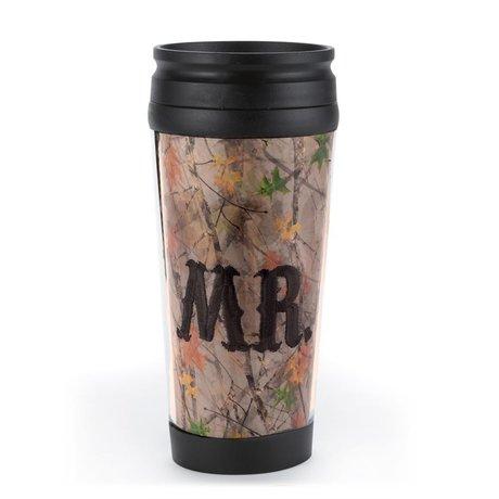 Mr. Camo Coffee Tumbler