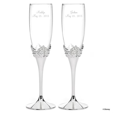 Disney Happily Ever After Flutes Cinderella