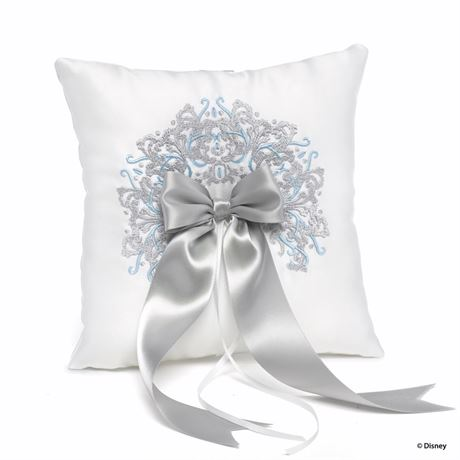 Disney Happily Ever After Ring Pillow Cinderella