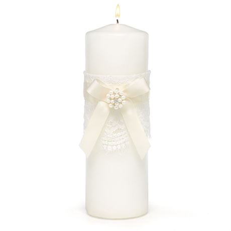 Simply Splendid Unity Candle