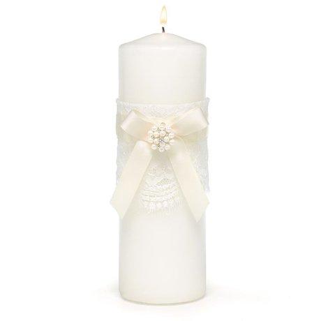 Simply Splendid Unity Candle