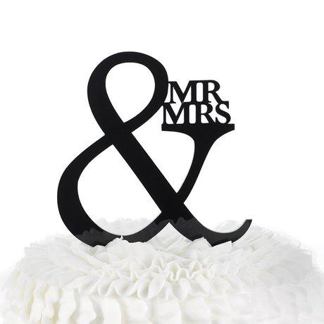 Mr. and Mrs. Cake Pick