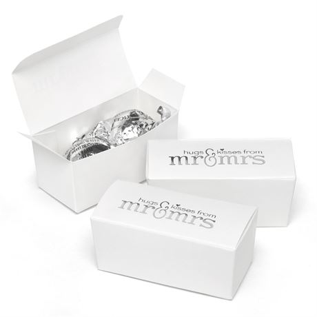 Mr. and Mrs. Favor Boxes