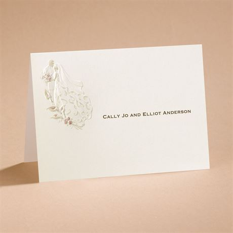 Unsurpassed Note Card and Envelope