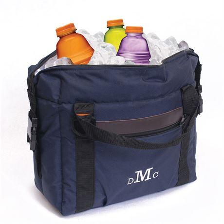 SoftSided Navy Cooler