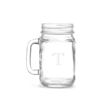Drinking Jar Initial