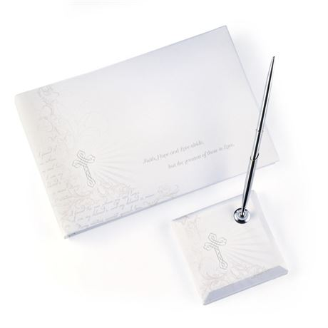 Inspiration Guest Book and Pen Set