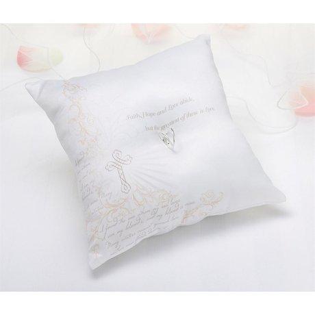 Inspiration Ring Pillow