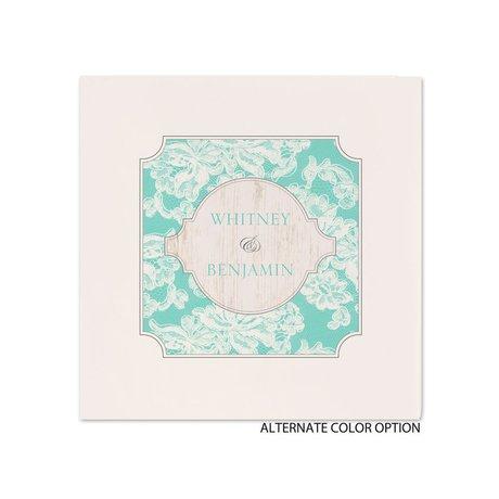 Lace Love - Ecru Dinner Napkin