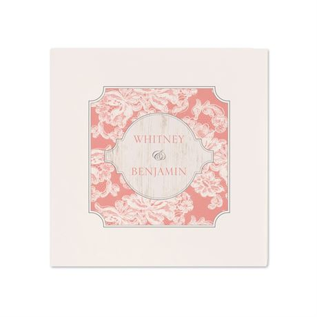 Lace Love - Ecru Dinner Napkin