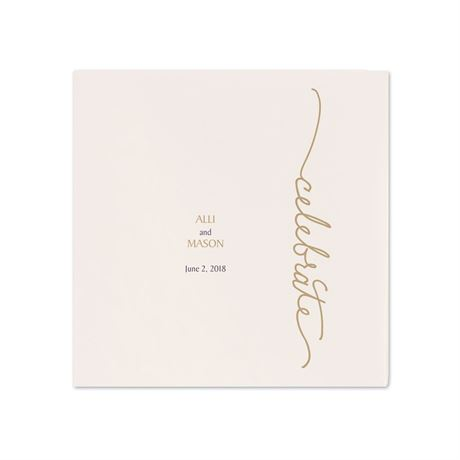 Pure Sophistication - Ecru Dinner Napkin