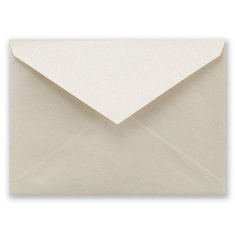 """Ecru Shimmer Outer Envelope - 3 5/8"""" x 5 1/8"""