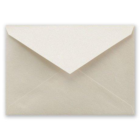 """Ecru Shimmer Envelope - 5 7/16"""" x 7 7/8"""