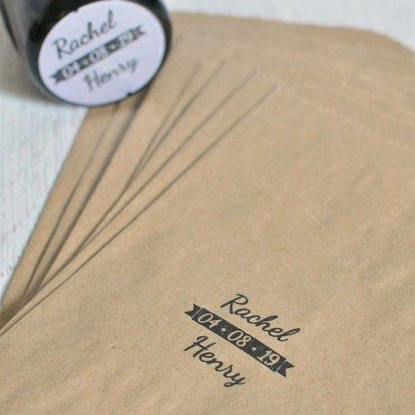 Banner Custom Stamp