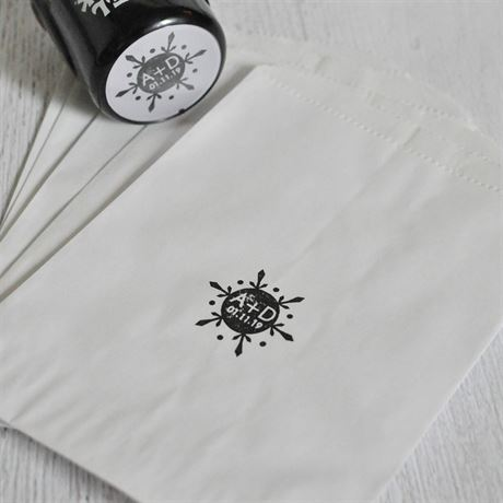 Snowflake Custom Stamp